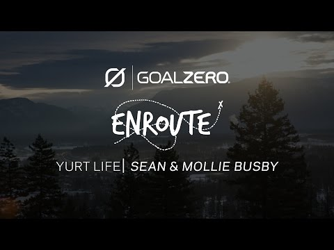YURT LIFE | Sean & Mollie Busby