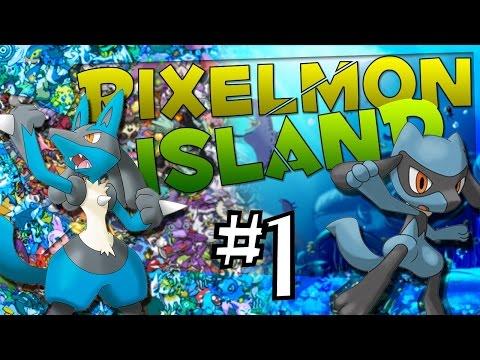 Pixelmon let 39 s play ep 1 best seed ever vidoemo - Pixelmon ep 1 charmander ...