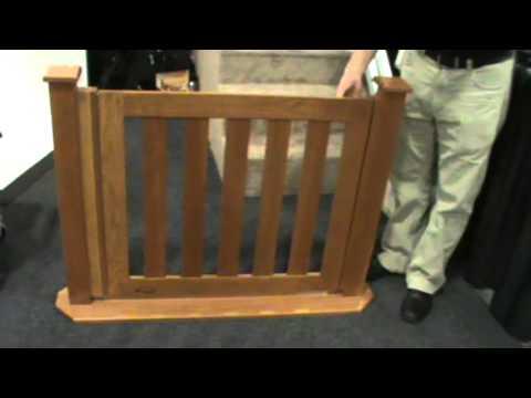 Custom safety gates by BILD