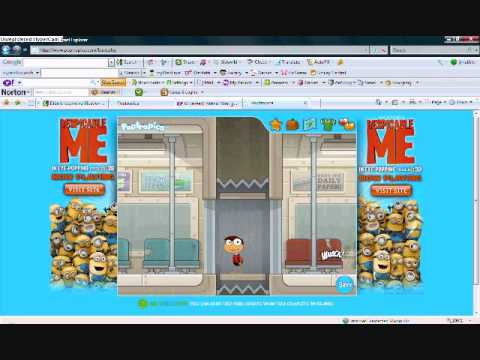 Poptropica Help- How to beat Super Power Island Part 1 of 3
