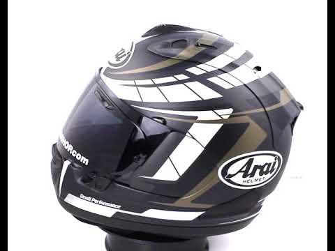 Arai RX-7V PLANET BLACK Motorcycle Helmet