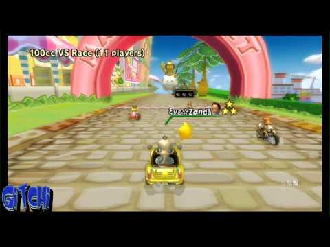 [MKWii]    ξνe Kart  Races