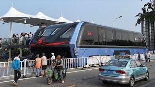 (VTC14)_Xe buýt bay khổng lồ của Trung Quốc bây giờ ra sao?