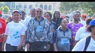 Kikwete alivyoongoza BRAZUKA Marathon 2019.