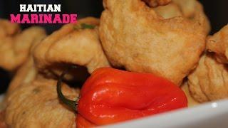 The Traditional Haitian Marinade Recipe