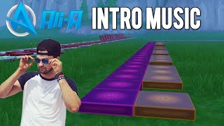 I Made The Ali-a Intro Using Fortnite Music Blocks!