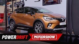 2020 Renault Captur : Seltos rival coming to India? : IAA 2019 : PowerDrift