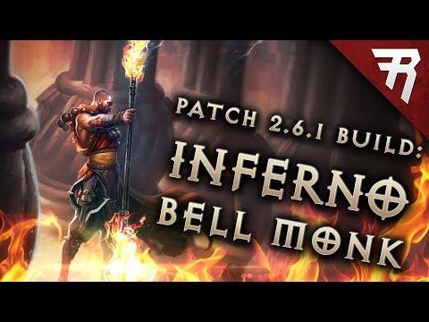 Diablo 3 2.6.1 Monk Build: Sunwuko Wave of Light GR 115+ and Speed (Guide, Season 13 PTR)