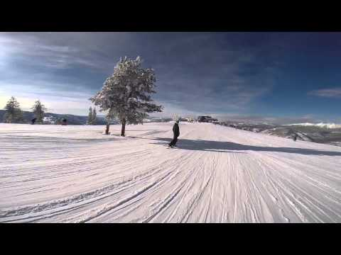 Breckenridge, Vail, Aspen, Copper & Keystone, Colorado Snowboarding GoPro HD 1080P