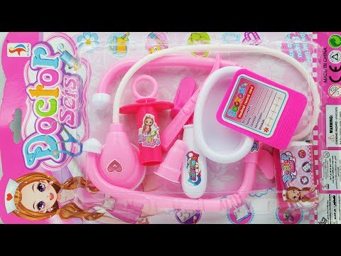 Xxx Mp4 Cute Doctor Set Unpacking For Kids Amp Toddlers 3gp Sex