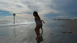 Khalaf Kids Galveston Island DJI Spark Drone