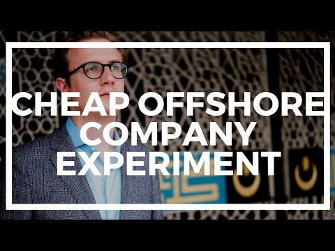 I set up a cheap offshore company online. Here's what happened.