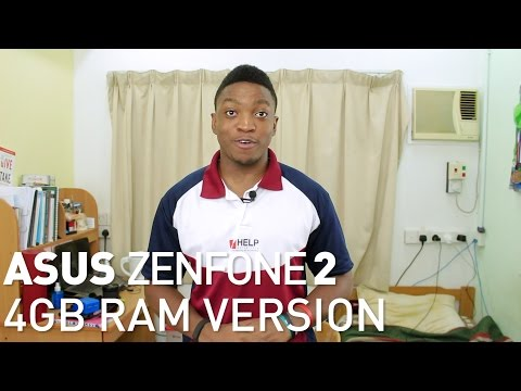 Asus Zenfone 2 4GB RAM 5 Day Review