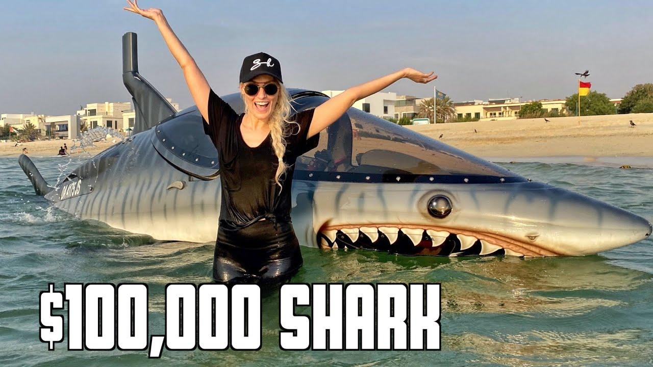 Underwater Shark Jet Ski | Seabreacher