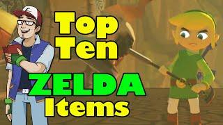 Top 10 Zelda Items