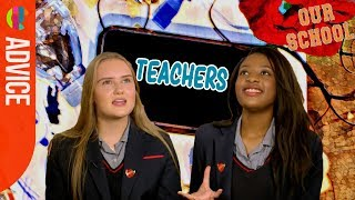 Our School students on... Supply Teachers