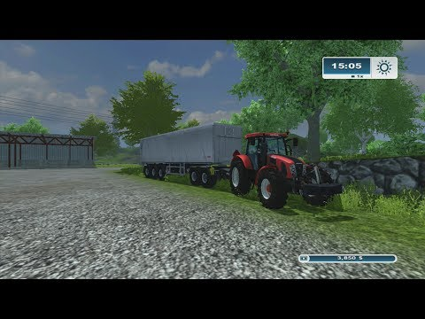 Farming Simulator 2013 Xbox 360 Lets Play ep.22 Sell Sell Lets Get Rich From Wheat