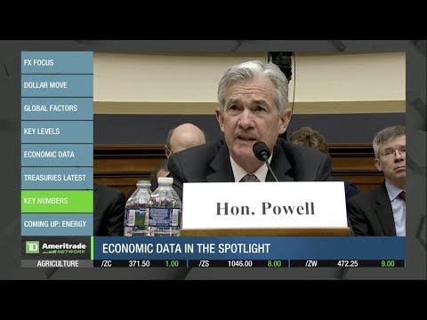 GDP, Treasuries, & Oil