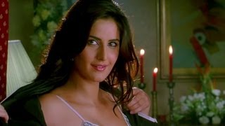 Katrina caught removing clothes on camera