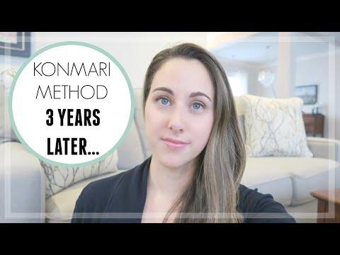 My KonMari Journey   Completing the Method - Three Years Later! *Update*