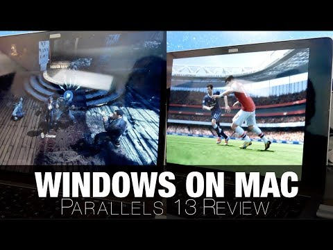 How to play Windows Games on Mac | Parallels 13 Gaming Review