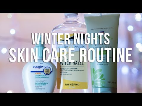 Winter Nighttime Routine || The Savvy Beauty