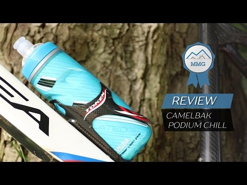 Camelbak Podium Chill Review: just a few °C cooler
