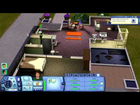 The Sims 3 Gameplay Ep.20- Mean People Ft. Amazing Space Rock!