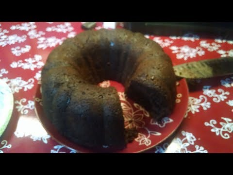 How to Make Death by Chocolate Bundt Cake