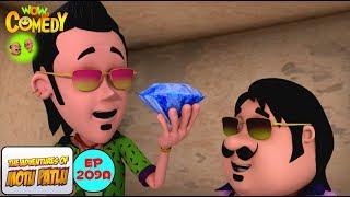 Heerey Ki Talash - Motu Patlu in Hindi - 3D Animated cartoon series for kids - As on Nick