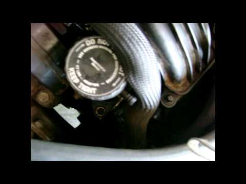 Water Pump & Timing Belt Repair / Replacement 2.4 Liter PT Cruiser Part 1