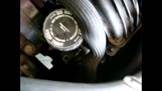 Water Pump Timing Belt Repair Replacement 24 Liter Pt Cruiser Part 1