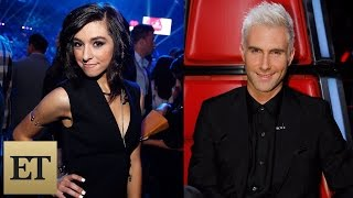 Watch Adam Levine Perform an Emotional Tribute to Christina Grimmie on