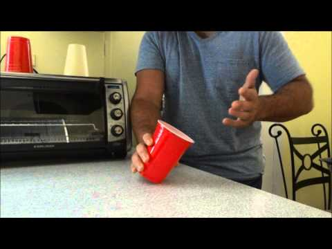 How To Do The Cup Song (Step By Step Instructions)