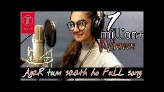 Anushkasen new song Agar tum saath ho Feat.Arijit singh