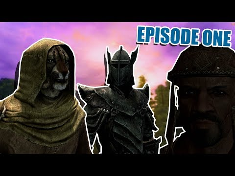 [SKYRIM MACHINIMA] Elder Scrolls Adventures | Episode One - Whiterun Troubles