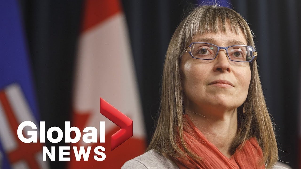 Coronavirus outbreak: Alberta sees 5 more COVID-19 deaths, reports 1st case on First Nation | FULL