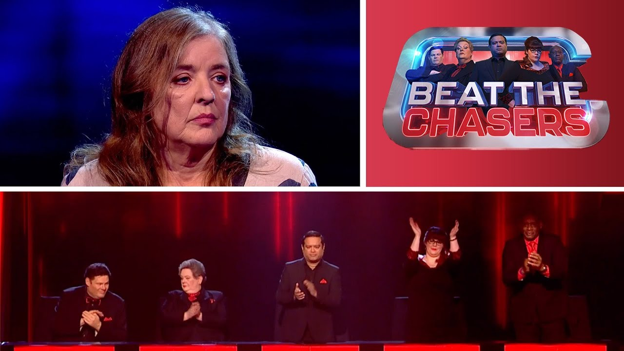 Beat The Chasers | The Chasers Give Amy A Standing Ovation After Her Performance