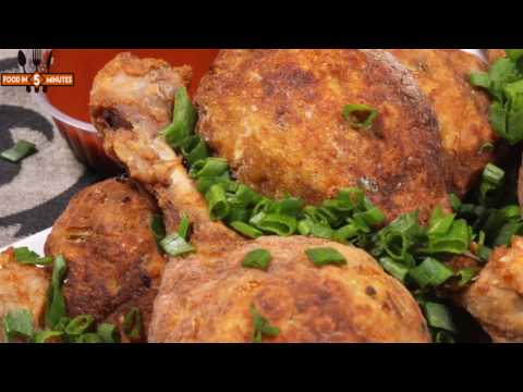 Chicken Drumstick Recipe By Food In 5 Minutes