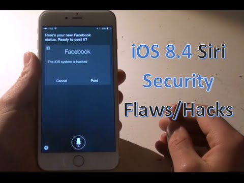 NEW iOS 8.3/8.4 Lockscreen Bypass | Hacks Tricks and Security Flaws   iPhone, iPod, iPad!!