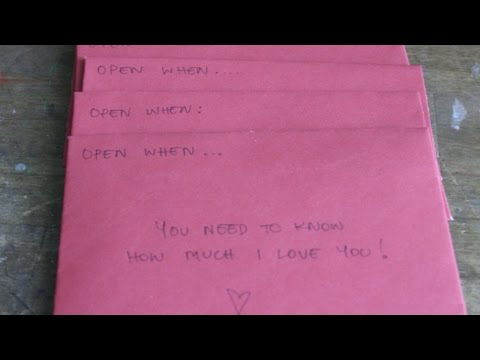 Make a Stack of Cute Love Letters - Crafts - Guidecentral