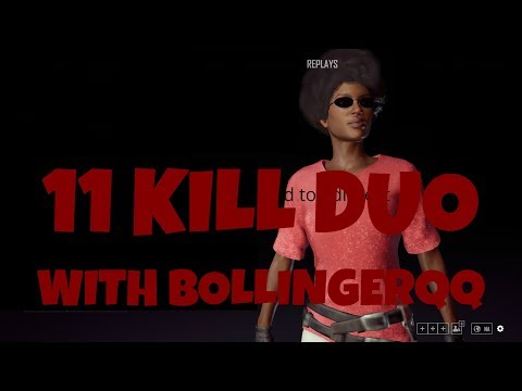 PUBG   Exciting Finish with BollingerQQ - 11 Combined Kills