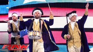 Enzo Amore & Big Cass vs. The Social Outcasts: Raw, July 4, 2016