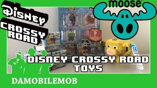 ★ Disney Crossy Road Toys by Moose Toys   Coming in April to the US and Canada