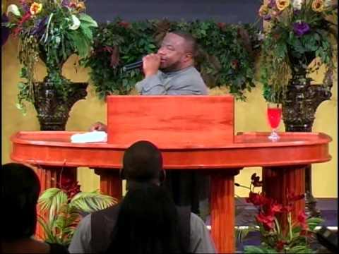 Pastor Travis C. Jennings (Heart Medicine) pt.1
