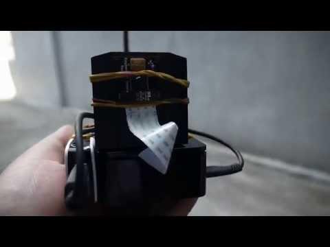 A DIY Wireless IP Camera