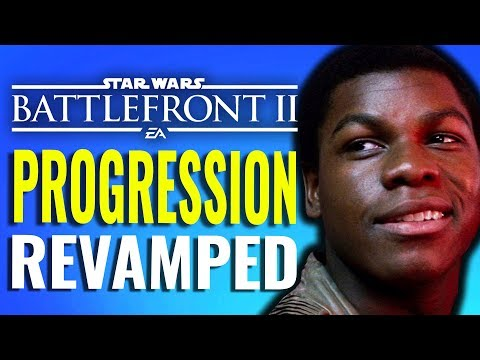 What's NEW in Battlefront 2's Progression Revamp?