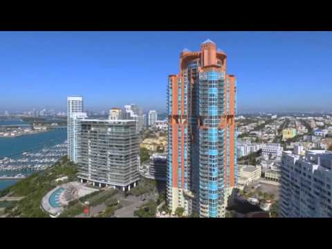 Daniel N  Glynn presents Portofino Tower unit #2404 Miami Beach, FL