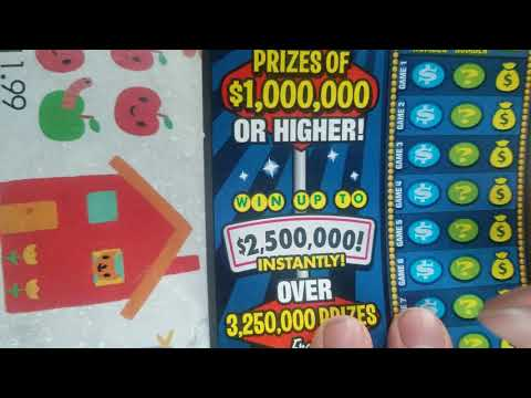 WIN! $150 SESSION! TEXAS LOTTERY SCRATCH OFF TICKETS!