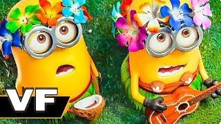 MOI MOCHE ET MÉCHANT 3 Bande Annonce #3 VF  (Animations, Minions -2017)
